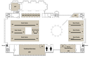 Addlestone Second Floor Plan
