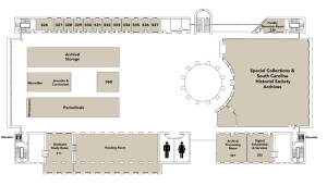 Addlestone Third Floor Plan