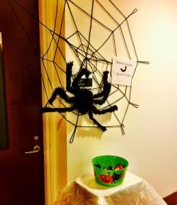 Halloween at Addlestone