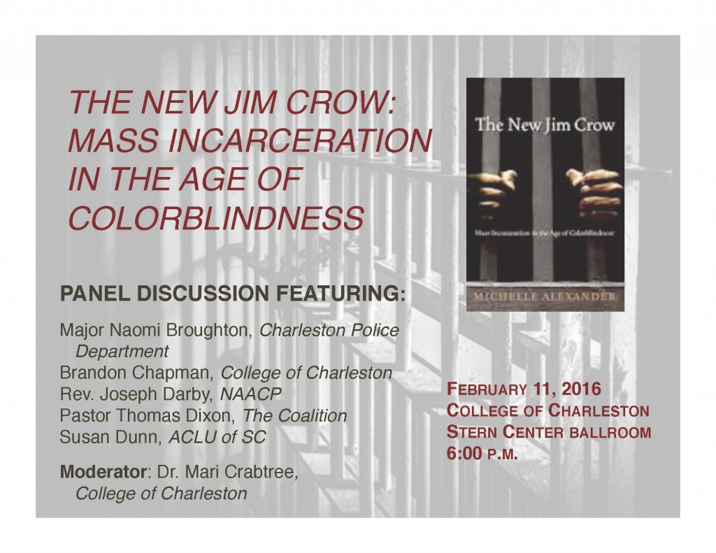 New Jim Crow Flyer