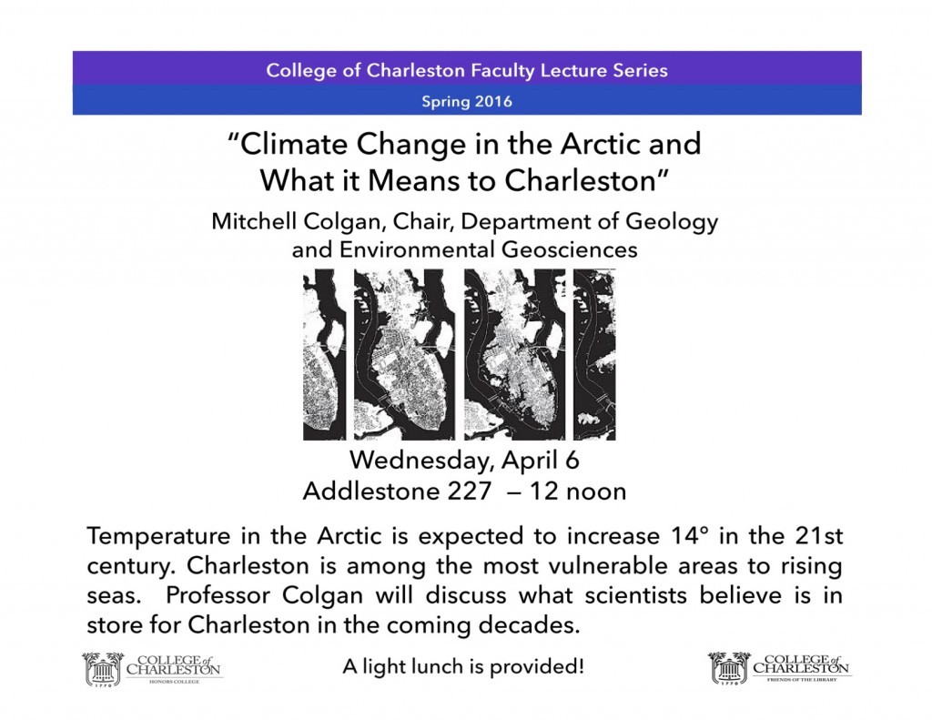 Mitchell Colgan_Faculty Lecture Series