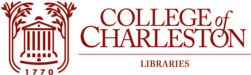CofC Libraries Logo