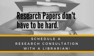 Social Media, Research Consultation