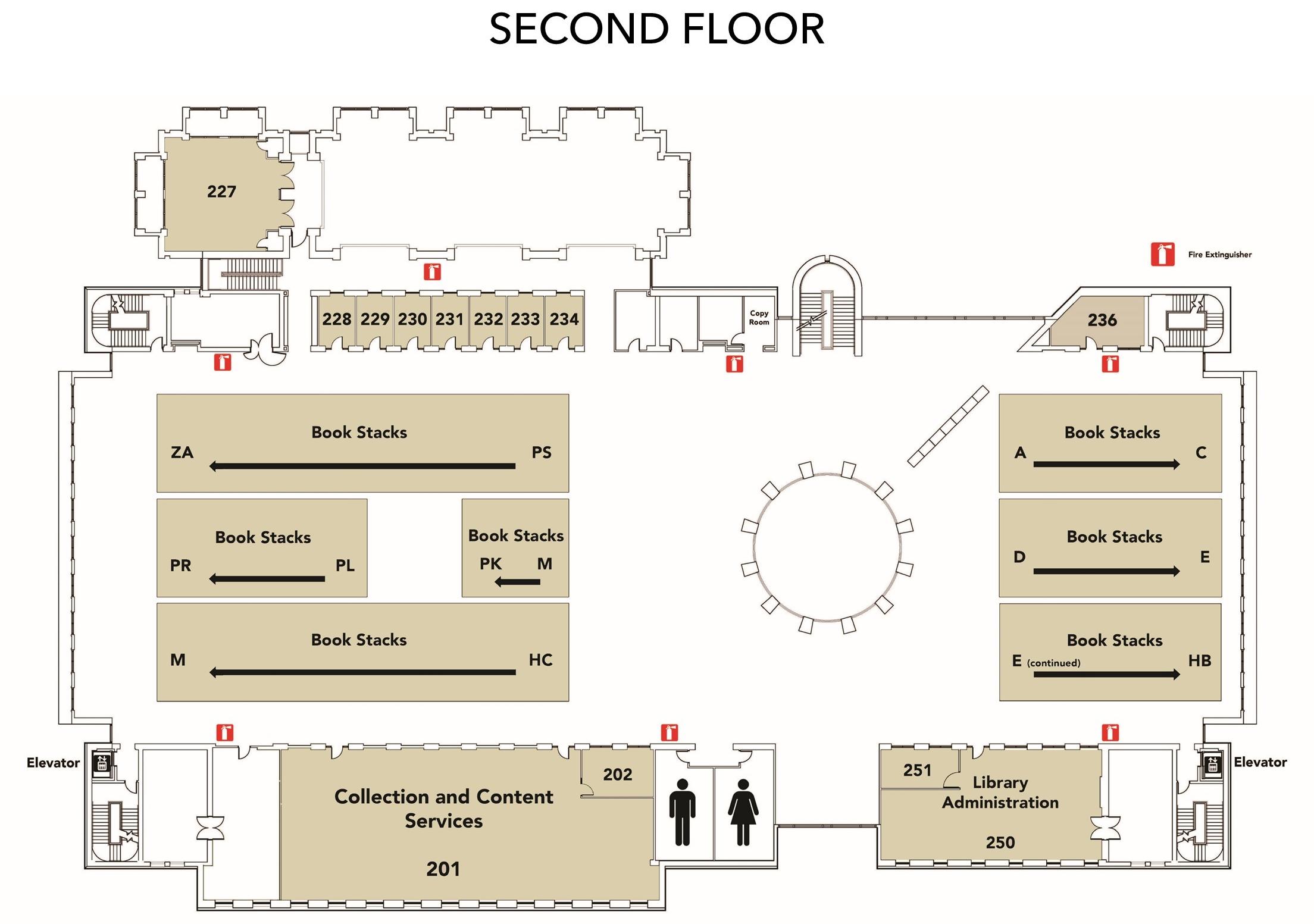 2nd Floor Addlestone Floorplan