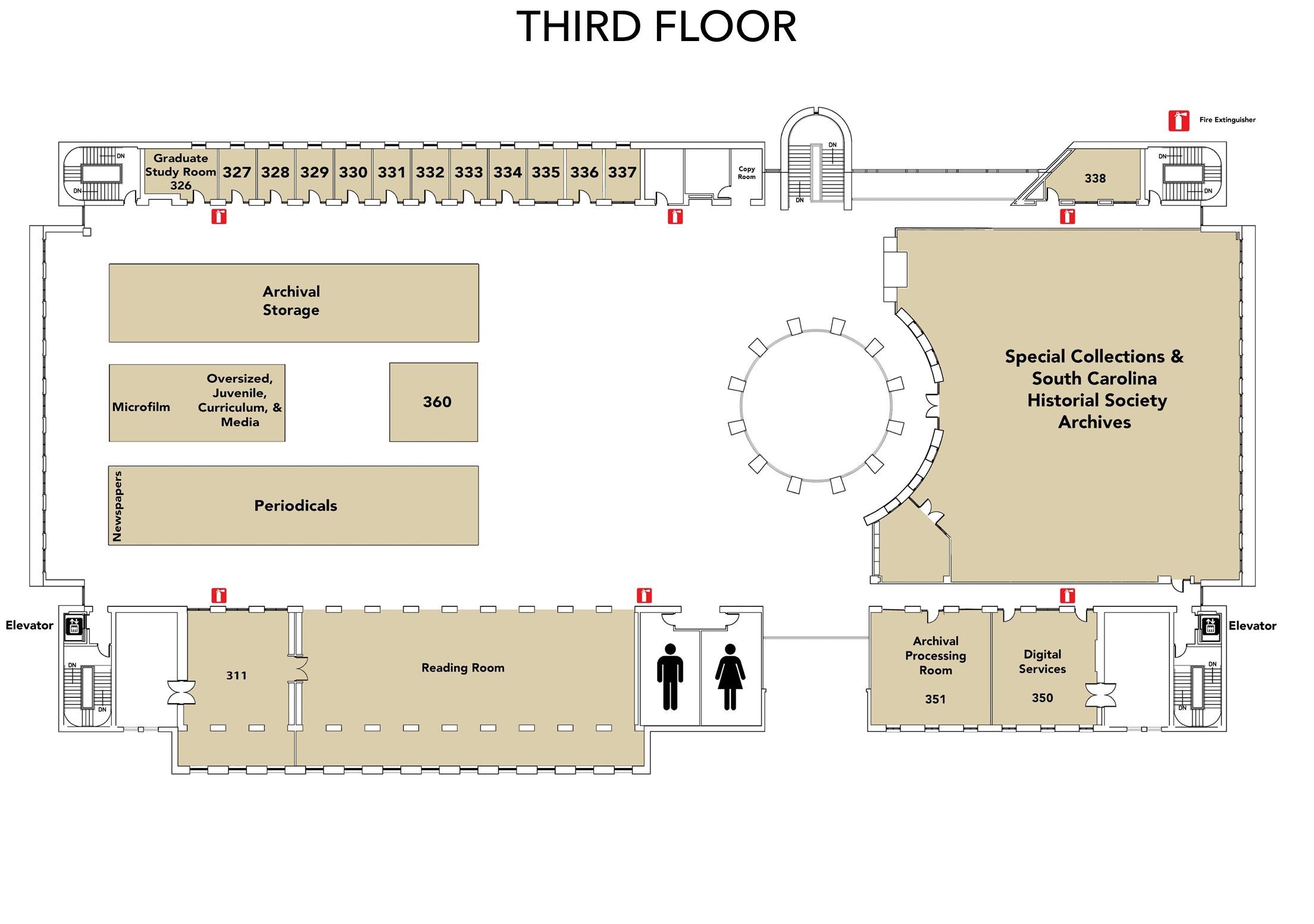 3rd Floor Addlestone Floorplan
