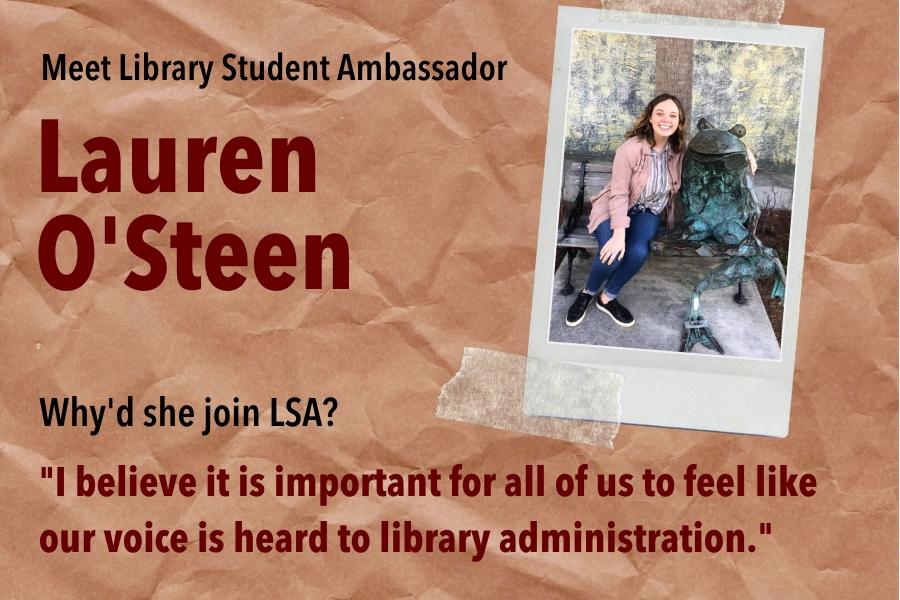 Lauren O'Steen