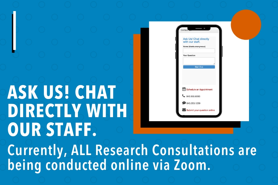 Ask Us! Chat Services