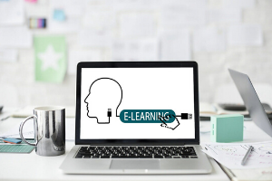 e-learning laptop