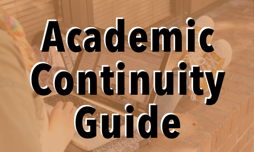 Academic Continuity Guide