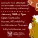 Open Textbooks Workshop